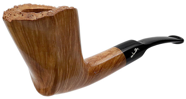 Italian Estate Savinelli Autograph Smooth Freehand (0) (9mm) (Unsmoked)