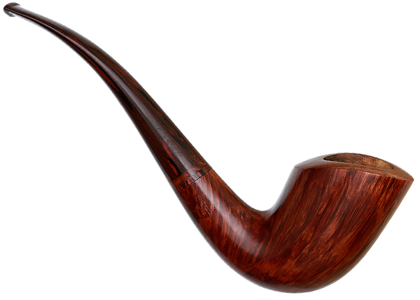 Italian Estate Becker Smooth Bent Dublin (Two Hearts) (1983-1990)