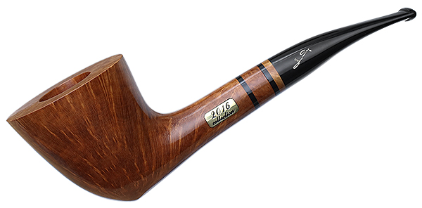 Italian Estate Savinelli Collection 2016 Smooth (23/57) (6mm) (Unsmoked)
