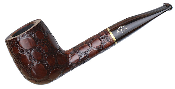 Italian Estate Savinelli Alligator Brown (129) (6mm) (Unsmoked)