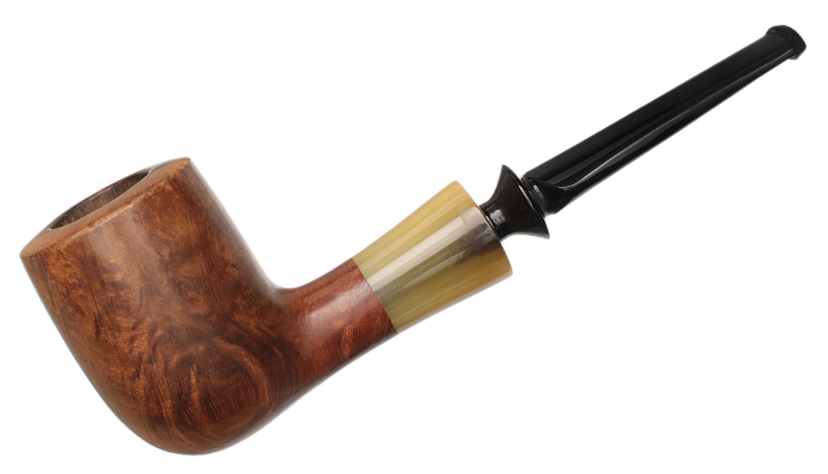 Italian Estate Savinelli Nonpareil Smooth (9128) (Replacement Stem)