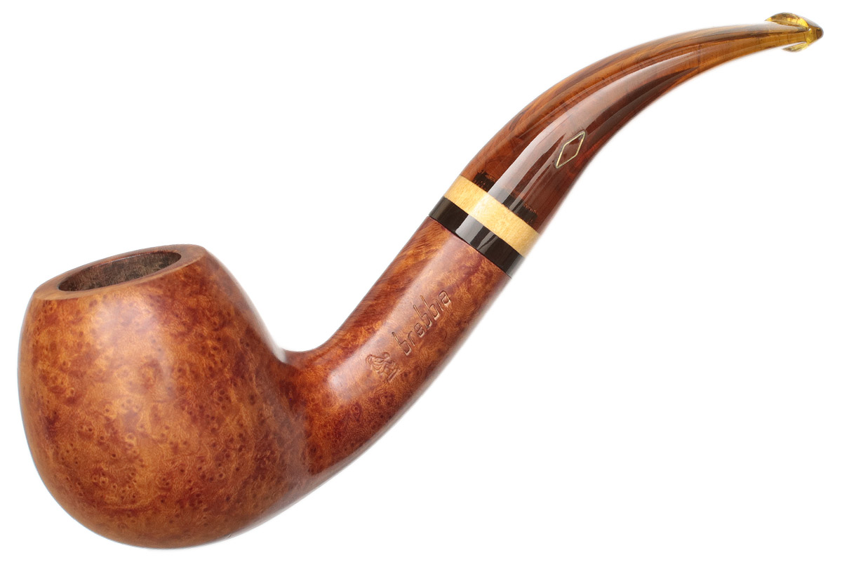 Italian Estate Brebbia Ninja Ambra Smooth Bent Apple (834)
