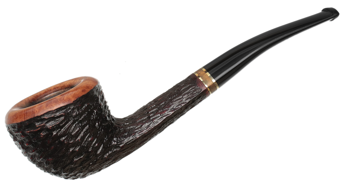 Italian Estate Savinelli Porto Cervo Rusticated (316 KS) (6mm)