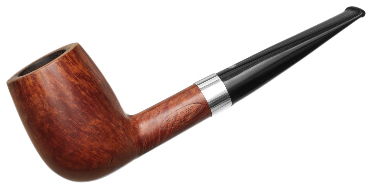 Italian Estate Mastro de Paja Smooth Billiard (One Sun) (Aftermarket Repair Band) (Replacement Tenon)