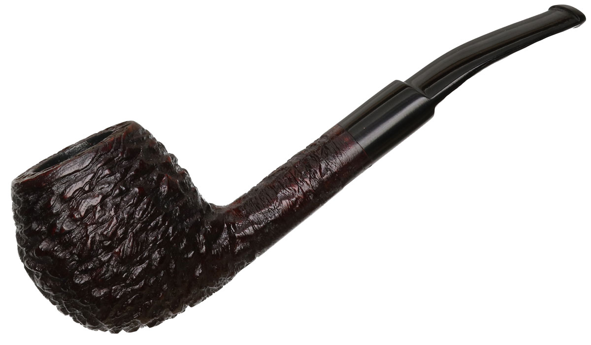 Italian Estate Gigi Classica Rusticated Bent Apple (Unsmoked)