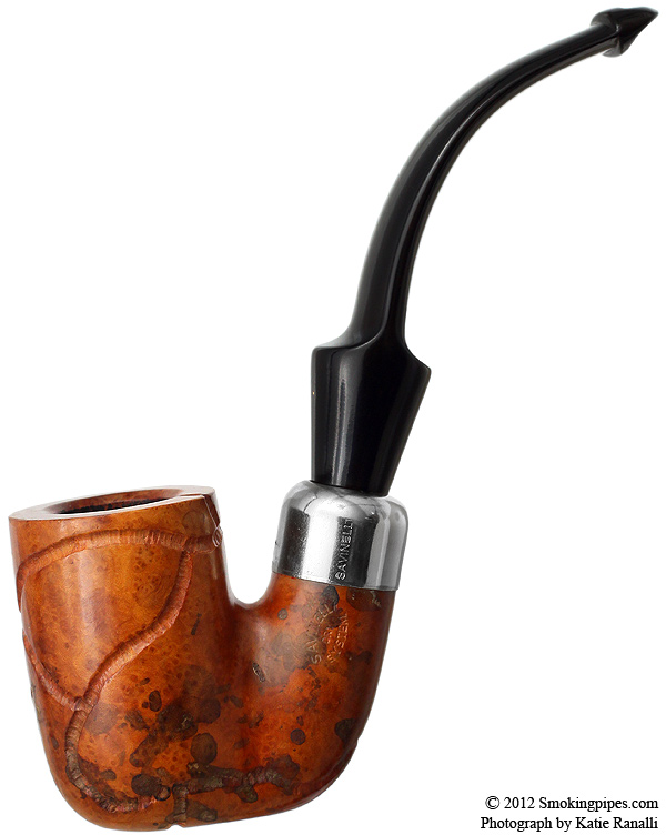 Savinelli Dry System Spot-Carved (2604) (6mm) (Unsmoked)