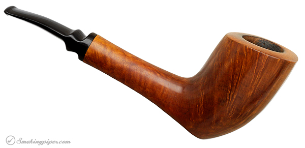 Italian Estate Savinelli Autograph Smooth Bent Dublin (4)