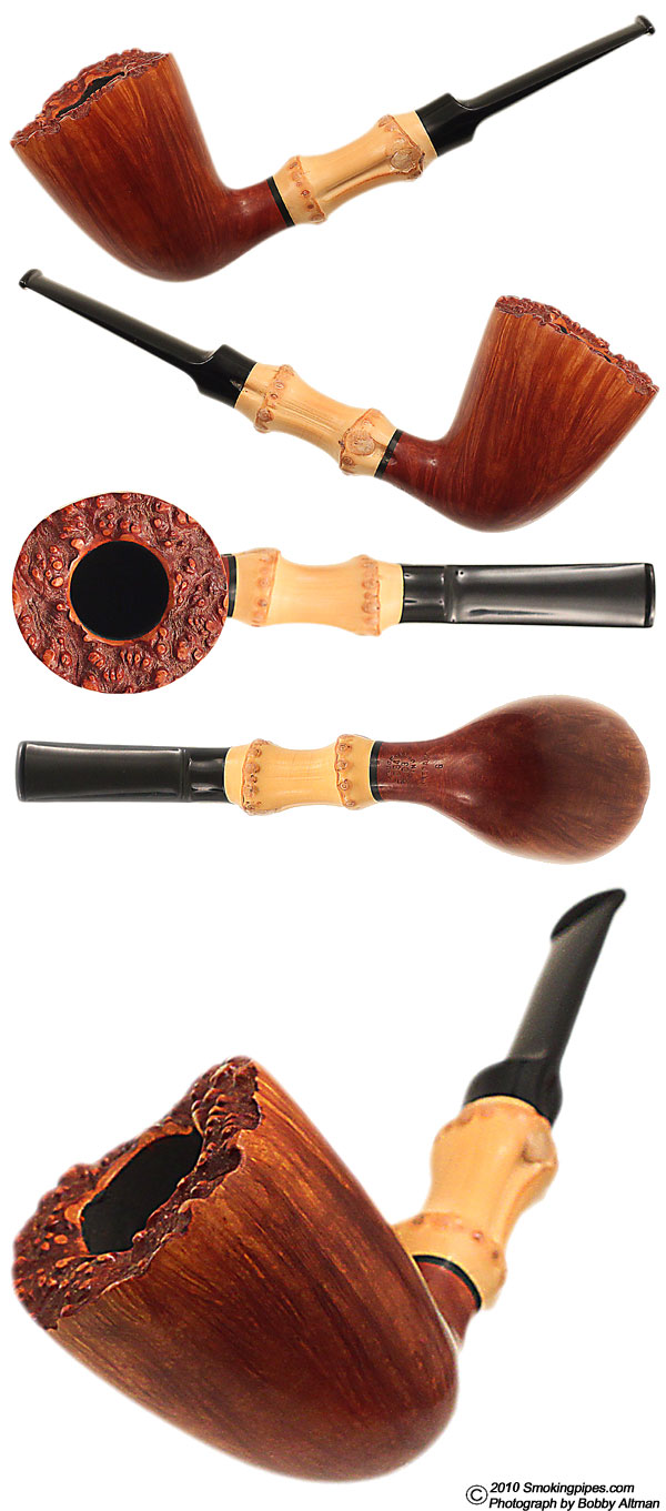 Japanese Estate Tsuge Ikebana Dublin with Bamboo (G) (2003) (Unsmoked)
