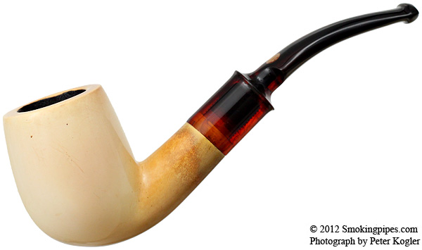 SMS Smooth Bent Billiard (with Case)