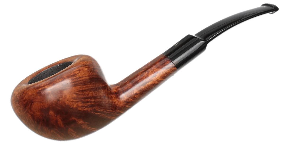 Misc. Estate Royal Dutch Smooth Bent Pot (124) (Unsmoked)