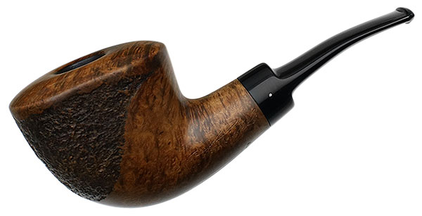 T. Polinski Partially Rusticated Bent Dublin (9mm)