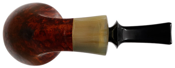 Misc. Estate Michail Kyriazanos Smooth Asymmetric Bent Bulldog with Horn