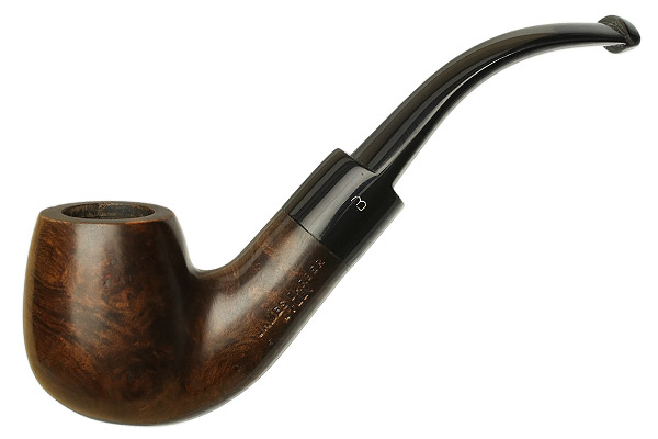 Misc. Estate James Barber Otley Smooth Bent Billiard