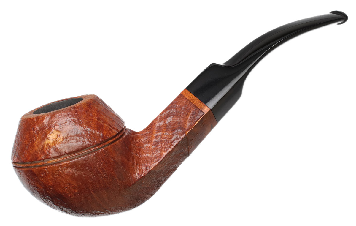 Misc. Estate Roadtown Sandblasted Bent Bulldog (Unsmoked)