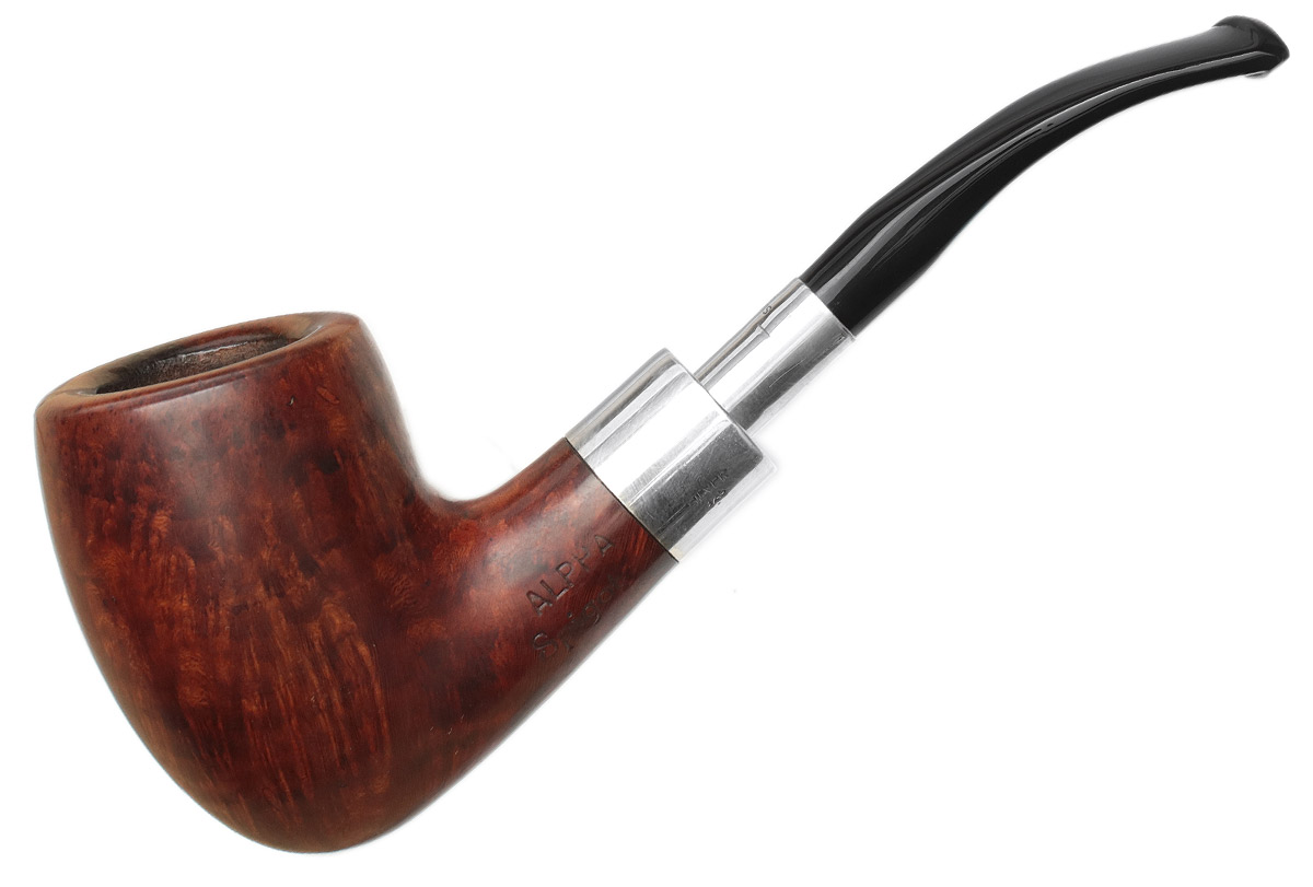 Misc. Estate Alpha Smooth Acorn with Silver Spigot