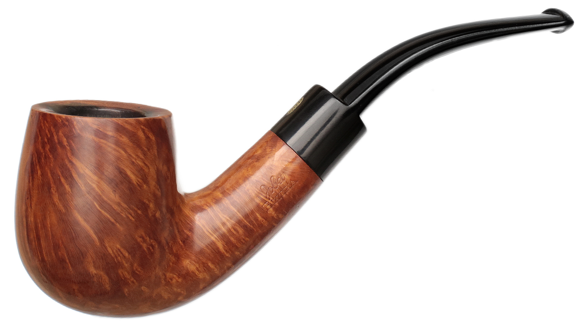 Misc. Estate Jobey Smooth Bent Billiard (E55) (Patent) (Extra)