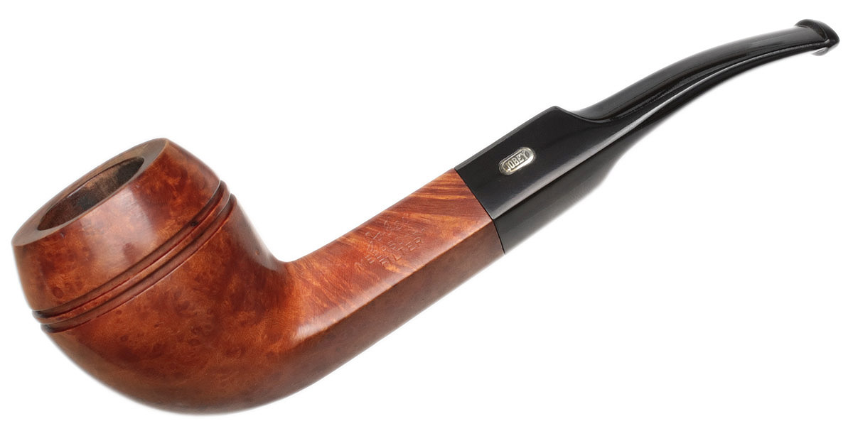 Misc. Estate Jobey Meerschaum Filter Smooth Bent Bulldog (120) (9mm)