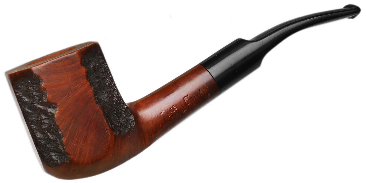 Misc. Estate Phillip Trypis Partially Rusticated Bent Panel (4) (Unsmoked)