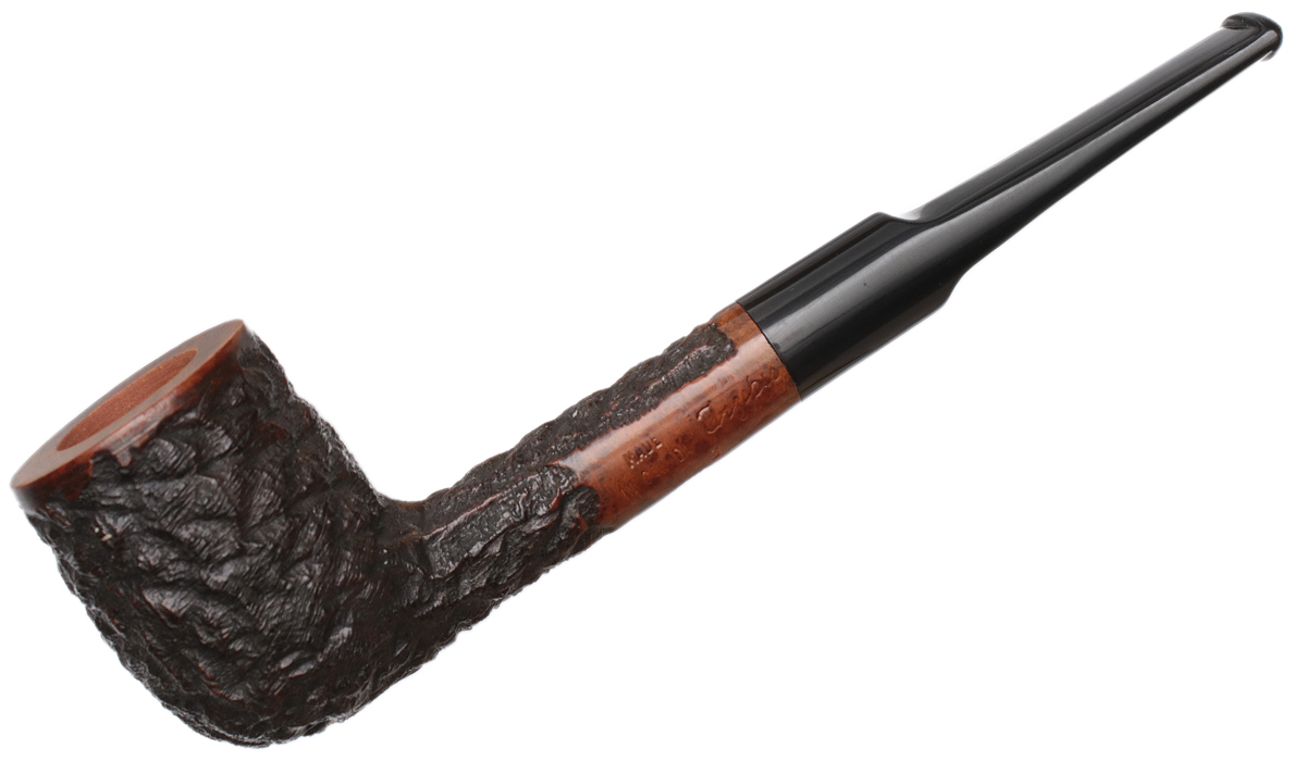 Misc. Estate Phillip Trypis Partially Rusticated Billiard (3) (Unsmoked)