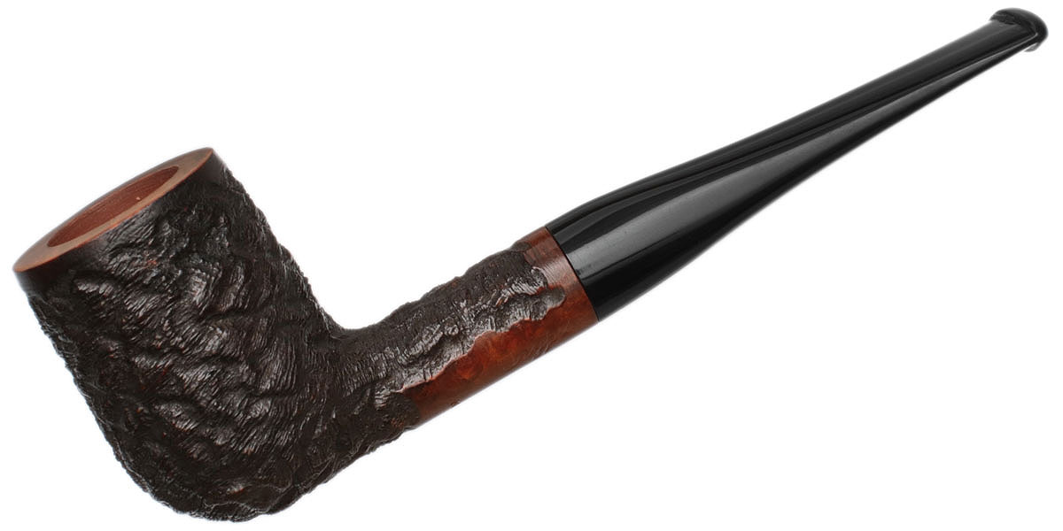 Misc. Estate Phillip Trypis Partially Rusticated Billiard (2) (Unsmoked)