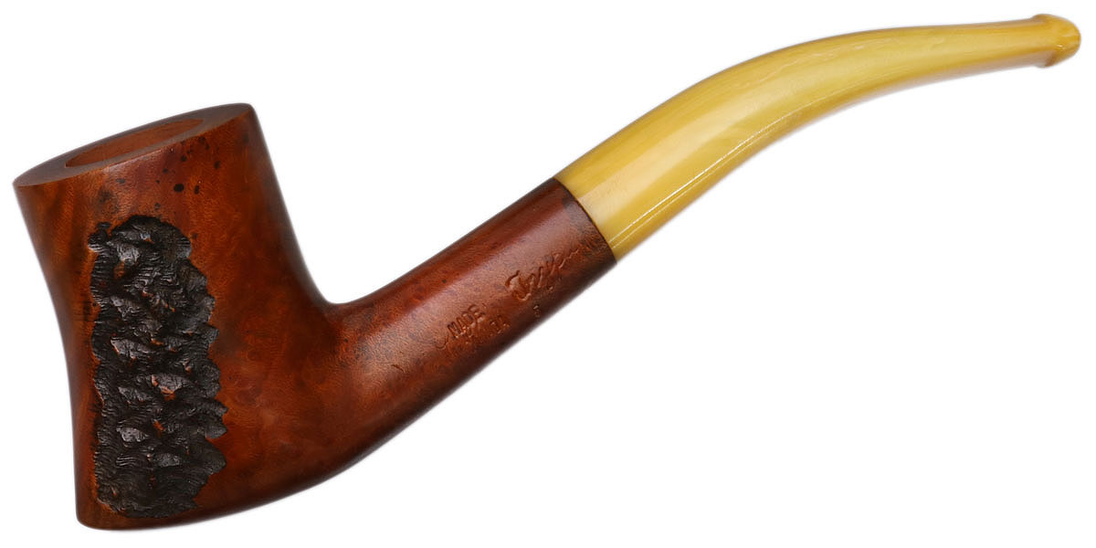 Misc. Estate Phillip Trypis Partially Rusticated Skater (5) (Unsmoked)