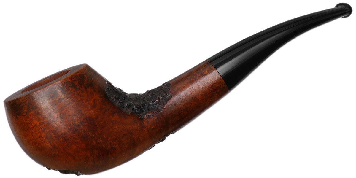 Misc. Estate Phillip Trypis Partially Rusticated Horn (6) (Unsmoked)