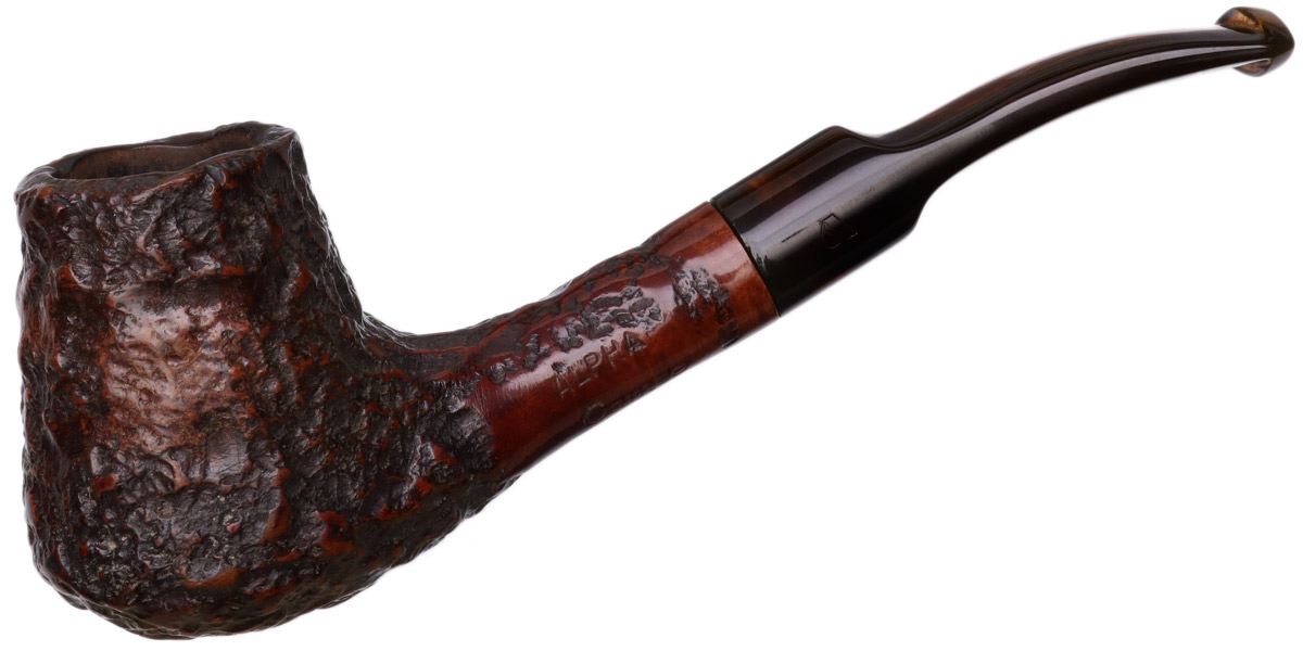 Misc. Estate Alpha Cameo Rusticated Volcano