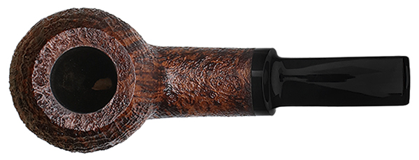American Estate Adam Davidson Sandblasted Bent Apple (2014) (Unsmoked)