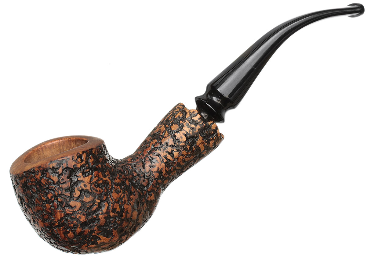 American Estate Condor Pipe Works Rusticated Freehand