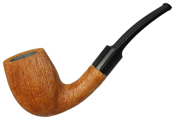American Estate BriarWorks Icarus Light Corduroy Bent Egg (Unsmoked)