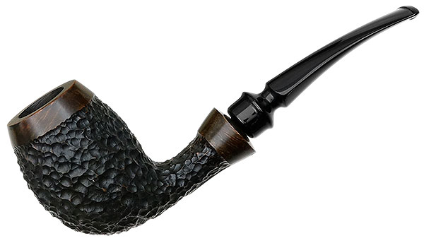 American Estate Sam Learned Partially Rusticated Bent Egg (04)