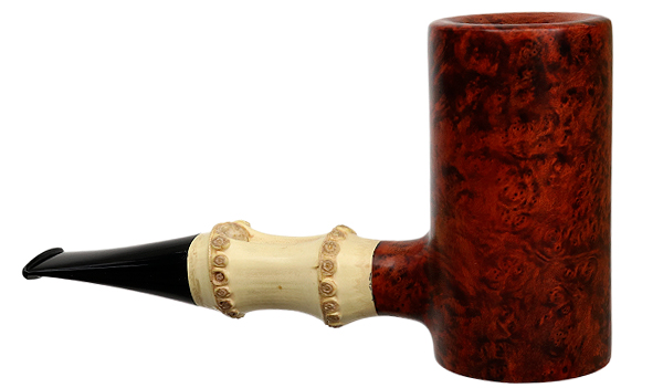 American Estate Old School Smooth Poker with Bamboo (A) (2016)