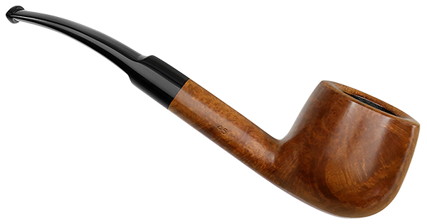 American Estate S&R (Steve and Roswitha Anderson) Smooth Bent Pot (45) (Unsmoked)