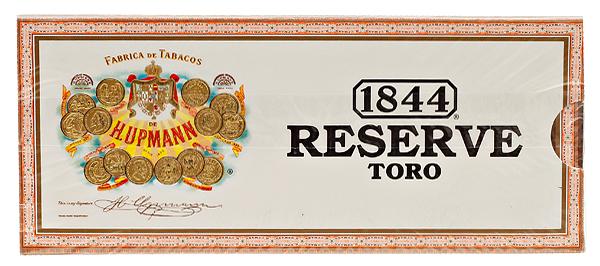 1844 Reserve Toro Buy 2 Get 1 Free