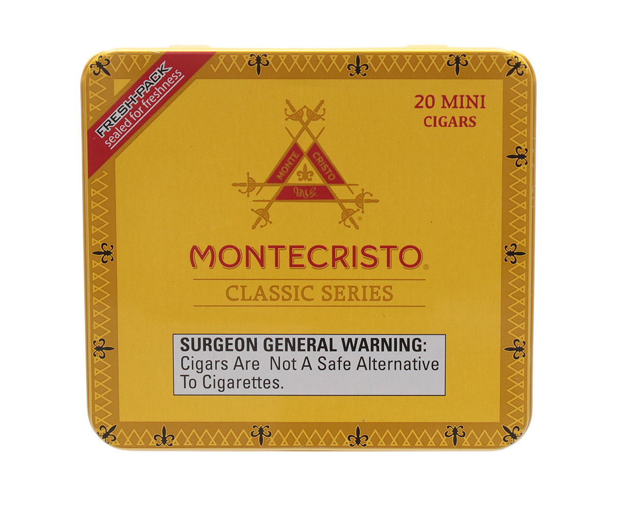Montecristo Classic Series Mini