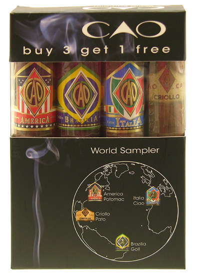 World Sampler