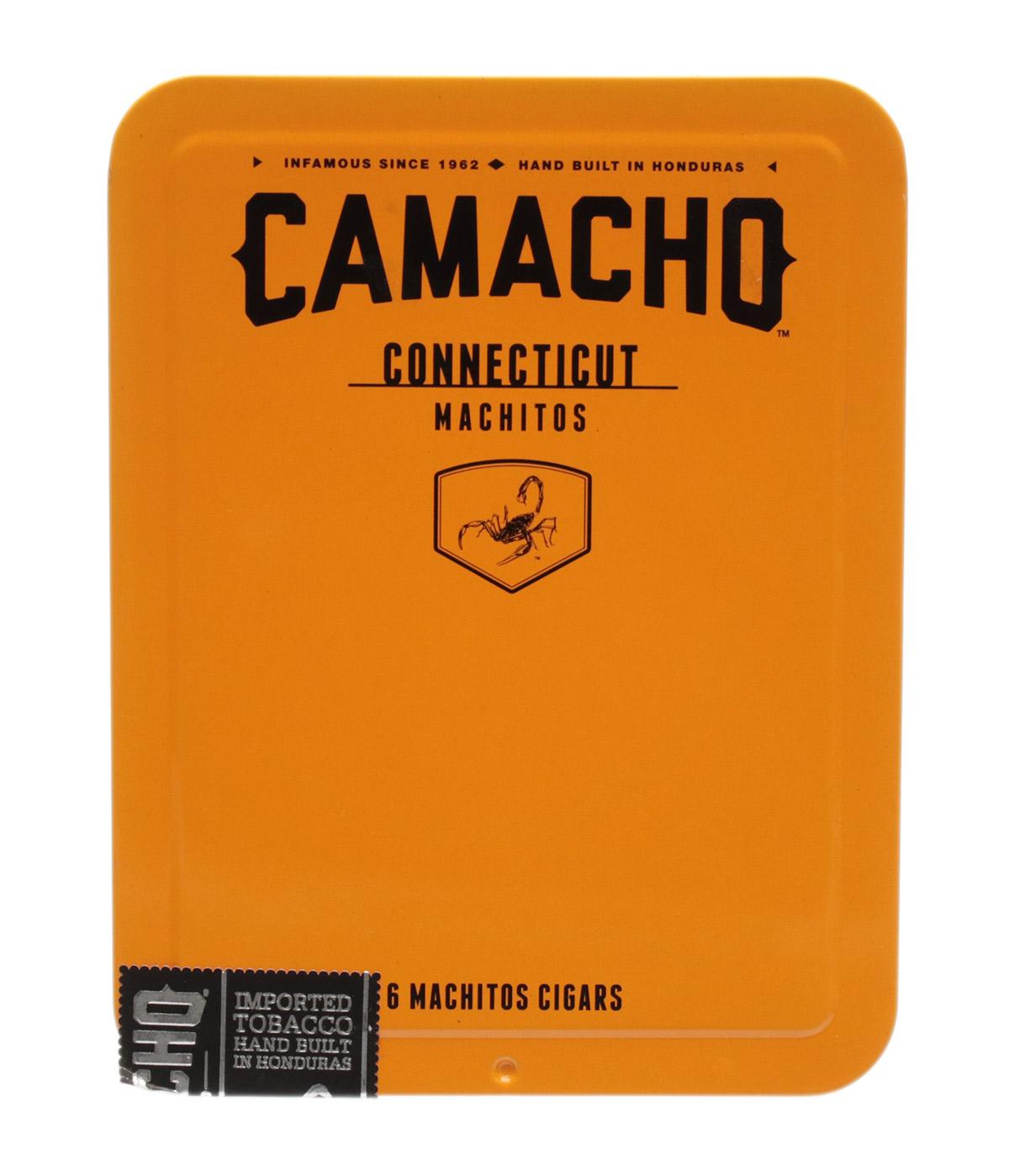 Camacho Connecticut Machitos