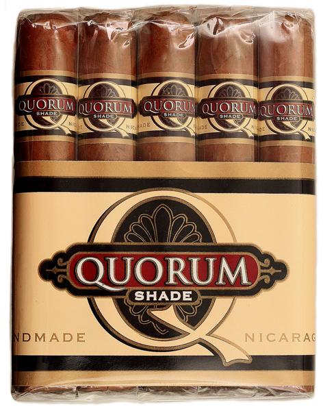 Quorum Shade Robusto