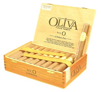 Oliva Serie O Habano Robusto