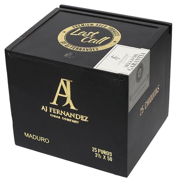 AJ Fernandez Last Call Maduro Chiquitas
