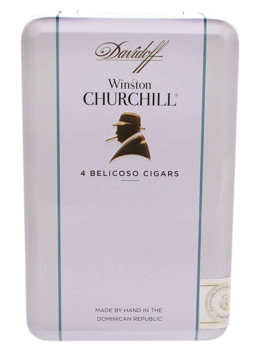 Davidoff Winston Churchill Belicoso