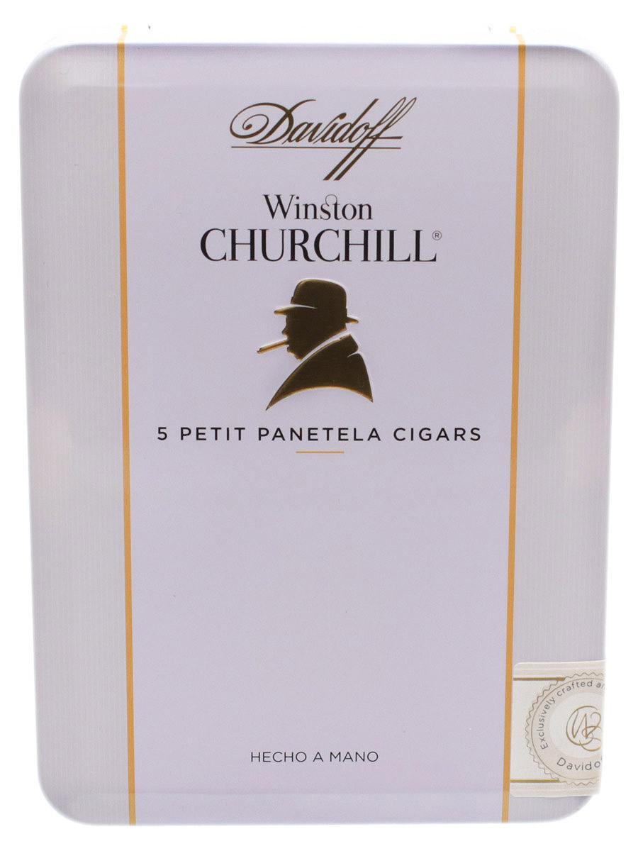 Davidoff Winston Churchill Petit Panatela