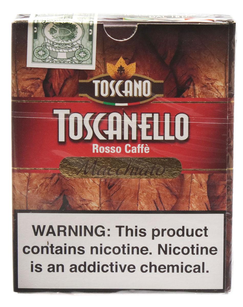Toscano Toscanello Rosso Caffe Macchiato
