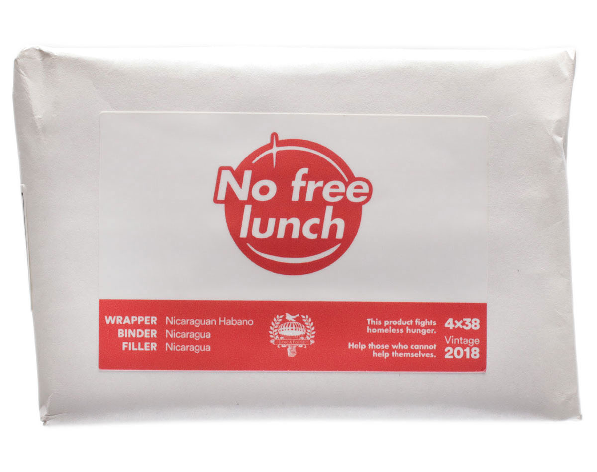 Lost & Found No Free Lunch (10 Pack)