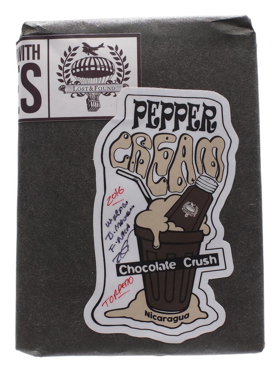 Lost & Found Pepper Cream Chocolate Crush Torpedo (10 Pack)