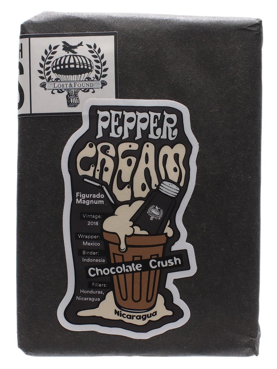Lost & Found Pepper Cream Chocolate Crush Figurado Magnum (10 Pack)