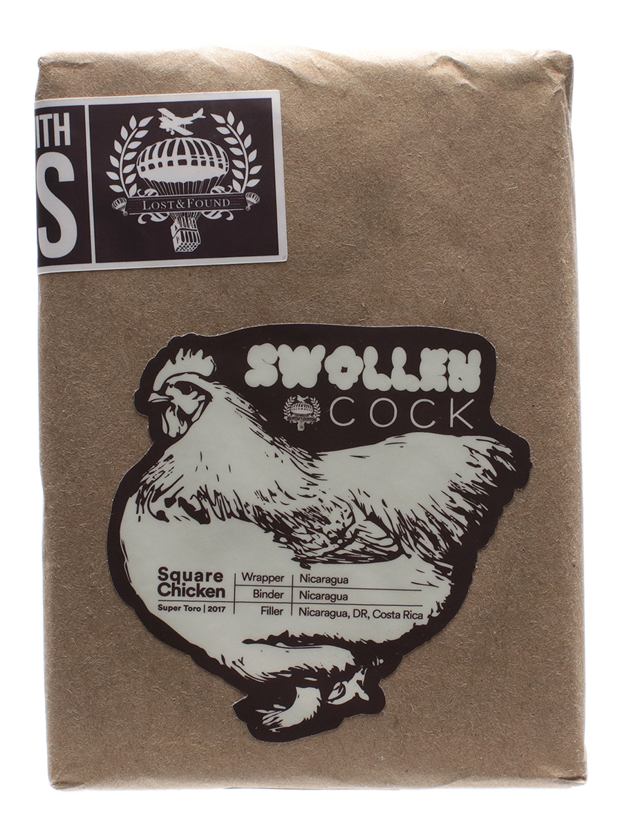Lost & Found Swollen Cock Super Toro (10 Pack)