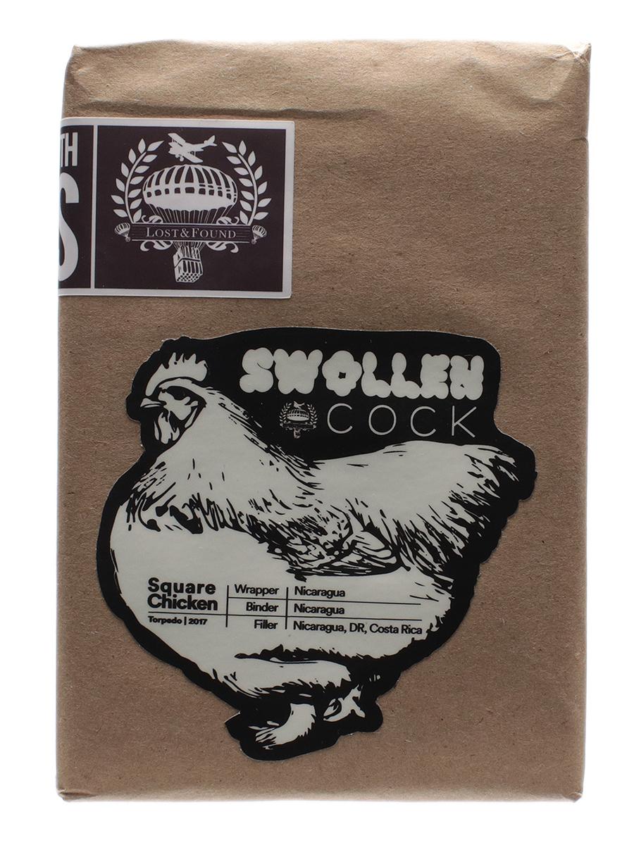 Lost & Found Swollen Cock Torpedo (10 Pack)