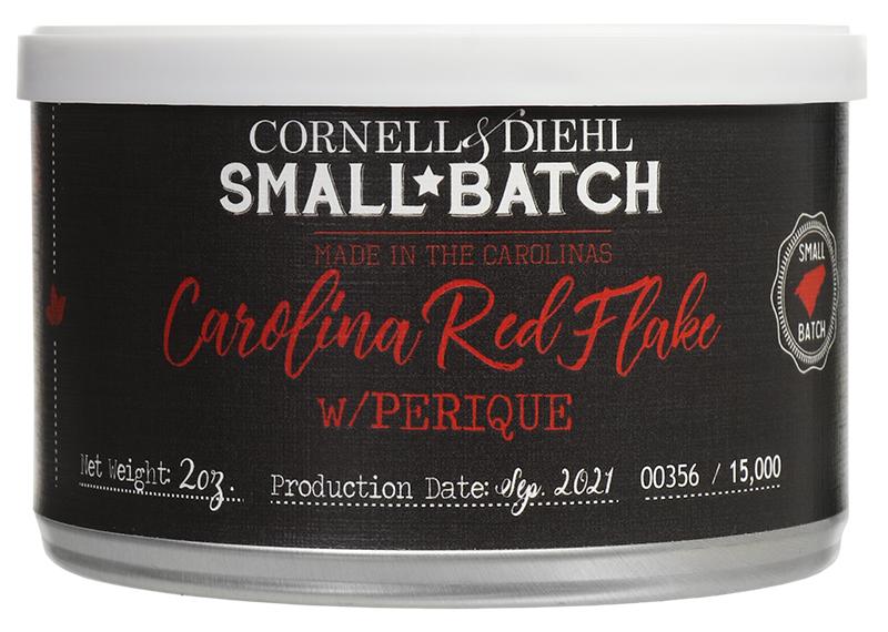 Carolina Red Flake with Perique 2oz