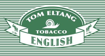 Tobacco Samples Tom Eltang English .5oz